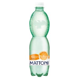 Mattoni Pomeranč perlivá 0,5l