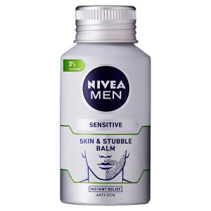 Nivea Men Sensitive Balzám pro citlivou pleť & strniště 125ml