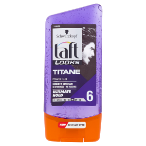 Taft Looks gel Titane Ultimate Hold 150ml