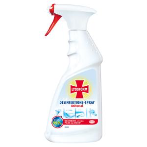 Lysoform univerzální dezinfekce ve spreji 500ml