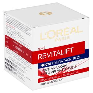 L'Oréal Paris Revitalift Noční hydratační péče proti vráskám + pro zpevnění pleti 50ml