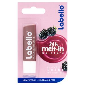 Labello Blackberry Shine Pečující balzám na rty 4,8g