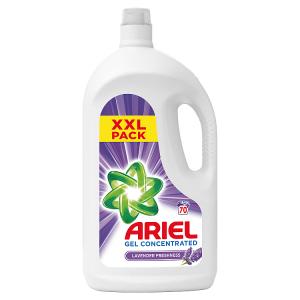 Ariel Lavender Tekutý Prací Prostředek 3,85l, 70Praní