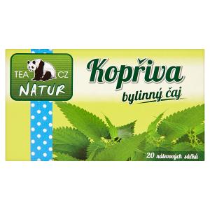 Panda Natur Kopřiva bylinný čaj 20 x 1g