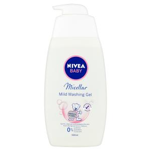 Nivea Baby Micelární mycí gel 500ml