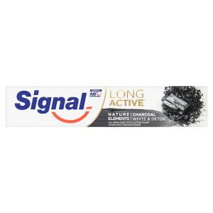 Signal Nature Elements zubní pasta s aktivním uhlím 75ml