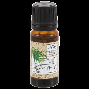 Floré Bylinný esenciální olej tea tree olej 10ml