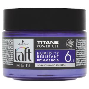 Taft Men gel na vlasy Titane Power Gel 250ml