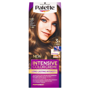Schwarzkopf Palette Intensive Color Creme barva na vlasy Jiskřivý Nugát LG5 (7-65)
