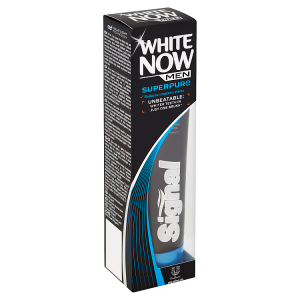 Signal White Now Men Superpure zubní pasta 75ml
