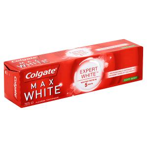 Colgate Max White Expert White Soft Mint zubní pasta 75ml