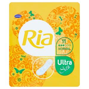 Ria Ultra Silk Normal dámské vložky 11 ks
