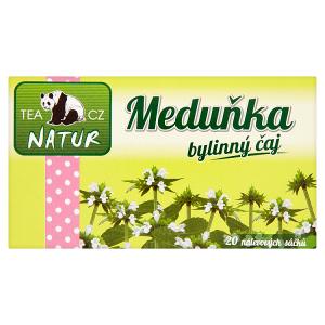 Panda Natur Meduňka bylinný čaj 20 x 1g