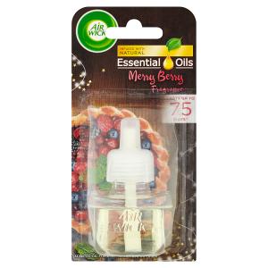 Air Wick Essential Oils Tekutá náplň do elektrického přístroje vůně zimního ovoce 19ml