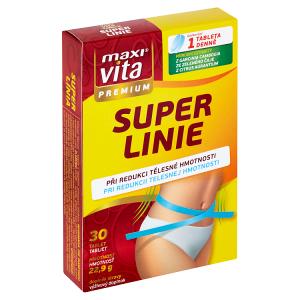 MaxiVita Premium Super linie 30 tablet 22,9g