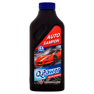 Q-Power Autošampon tekutý 500ml