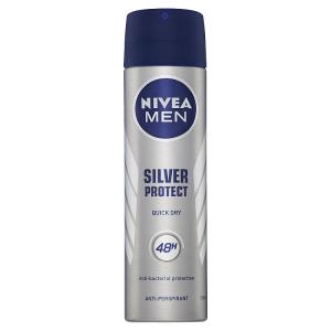 Nivea Men Silver Protect Sprej antiperspirant 150ml