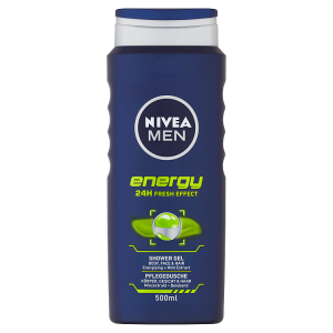 Nivea Men Energy Sprchový gel 500ml