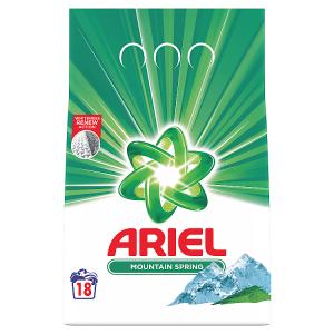 Ariel Prášek Mountain Spring 1.35kg 18 Praní