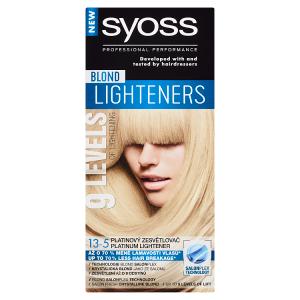 Syoss Blond Lighteners Platinový zesvětlovač 13-5
