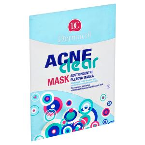 Dermacol Acneclear Adstringentní pleťová maska 2 x 8g