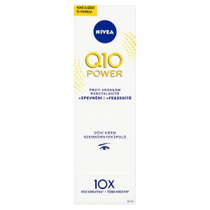 Nivea Q10 Power Zpevňující oční krém proti vráskám 15ml