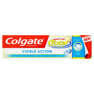 Colgate Total Visible Action zubní pasta 75ml