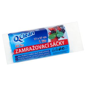 Q-Clean Zamražovací sáčky 1l 40 ks