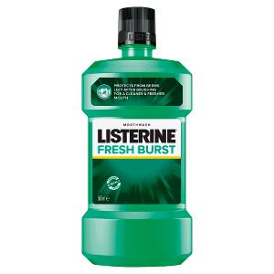 Listerine Fresh Burst ústní voda 500ml