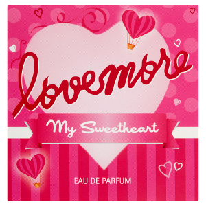Lovemore My Sweetheart eau de parfum 25ml