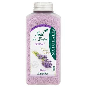 Naturalis Lavender relaxační koupelová sůl 1000g