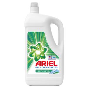 Ariel Mountain Spring Tekutý Prací Prostředek 4,4 l 80 Praní