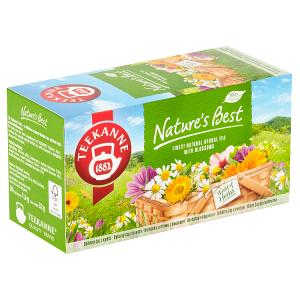 TEEKANNE Nature's Best, bylinný čaj, 20 sáčků, 32g