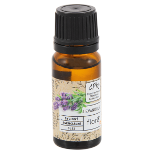 Floré Bylinný esenciální olej levandule  10ml
