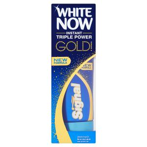 Signal White Now Gold bělící zubní pasta 50ml