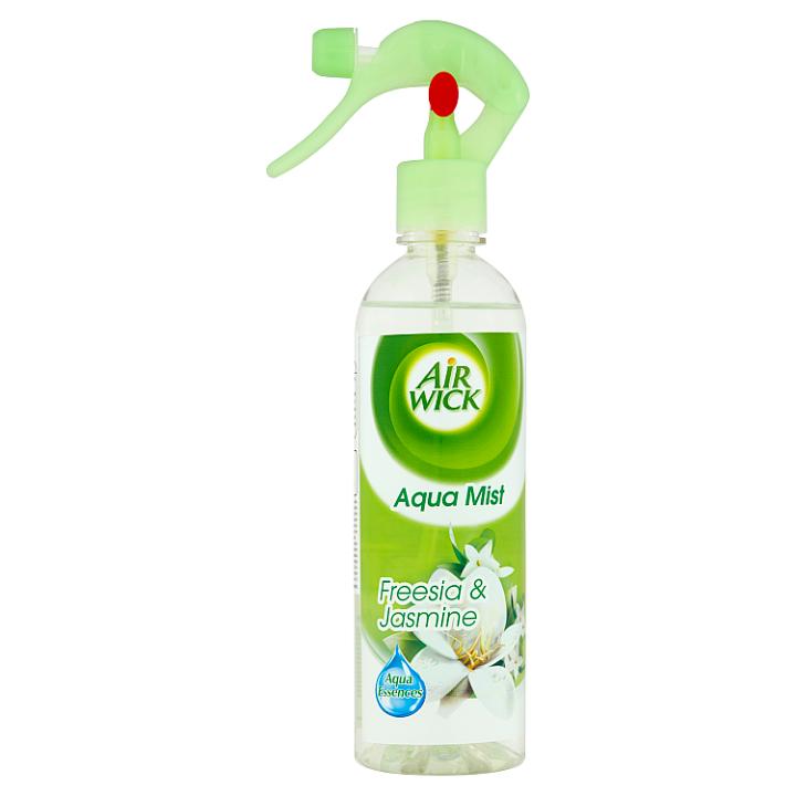 Air Wick Aqua Mist Bílé květy osvěžovač vzduchu 345ml