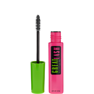 Maybelline New York Great Lash Blackest Black řasenka 12,5ml