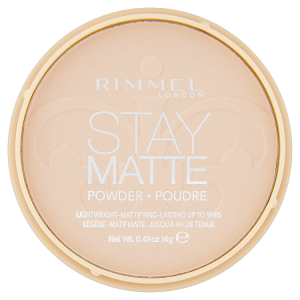 Rimmel London Stay Matte Pudr 003 Peach Glow 14g
