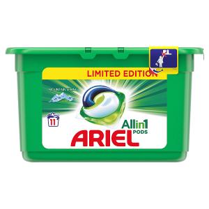 Ariel Allin1 Pods Alpine Kapsle Na Praní, 11 Praní