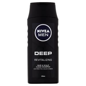 Nivea Men Deep Šampon pro muže 250ml