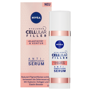 Nivea Hyaluron Cellular Filler Remodelační sérum proti pigmentovým skvrnám 30ml