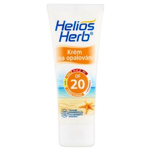Helios Herb Krém na opalování OF 20 75ml