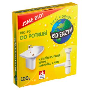Bio-Enzym Bio-P3 do potrubí 100g