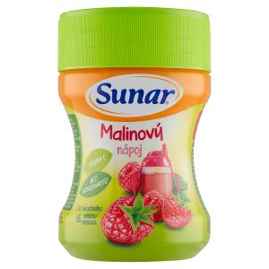 Sunar Malinový nápoj 200g