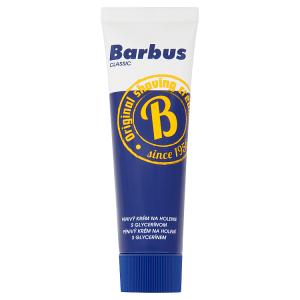 Barbus Classic pěnivý krém na holení 75g