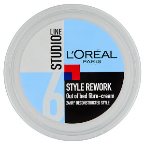 L'Oréal Paris Studio Line Out of Bed vláknitý modelační krém 150ml