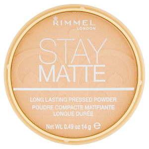 Rimmel London Stay Matte Pudr 004 sandstorm 14g
