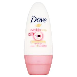 Dove Invisible Care Floral Touch kuličkový antiperspirant 50ml
