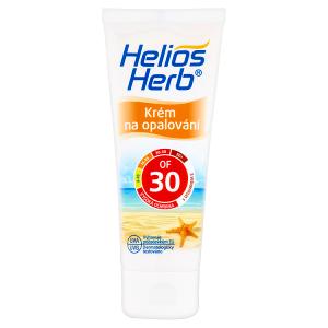 Helios Herb Krém na opalování OF 30 75ml