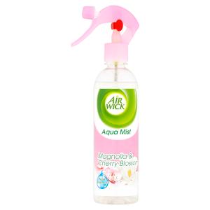 Air Wick Aqua Mist Magnólie a třešeň osvěžovač vzduchu 345ml